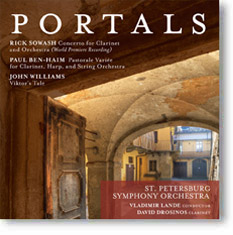 Portals CD cover